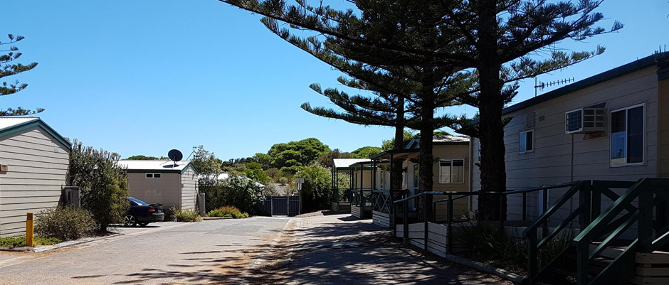 Normanville caravan parks: pet friendly, shower, toilet